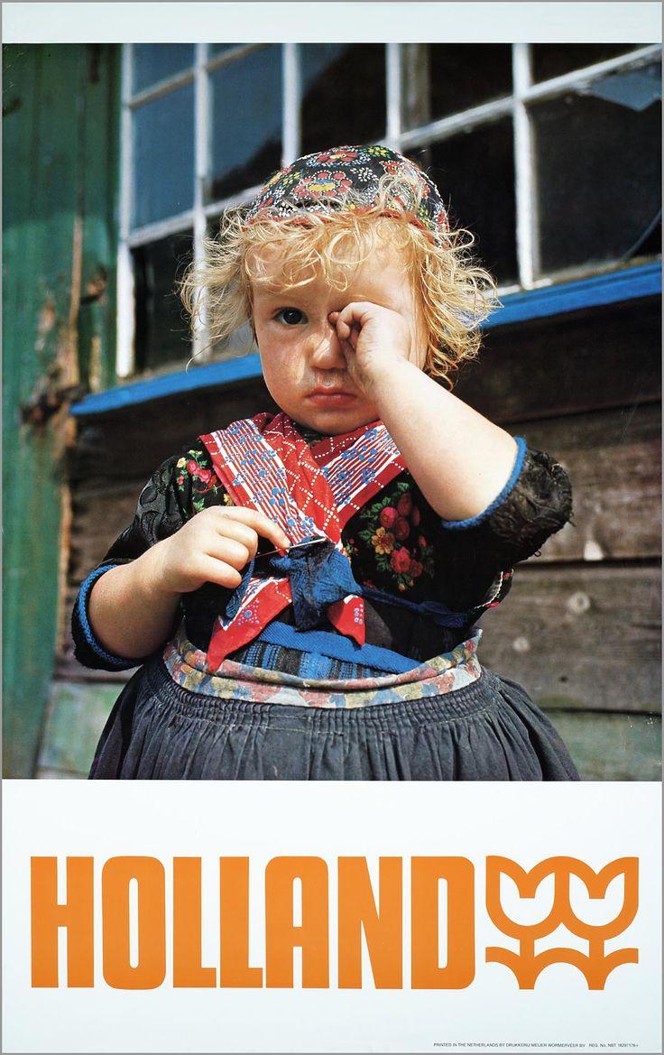 Huilend meisje NBT drukkerij: Meijer Wormerveer 1978 #Staphorst #Overijssel