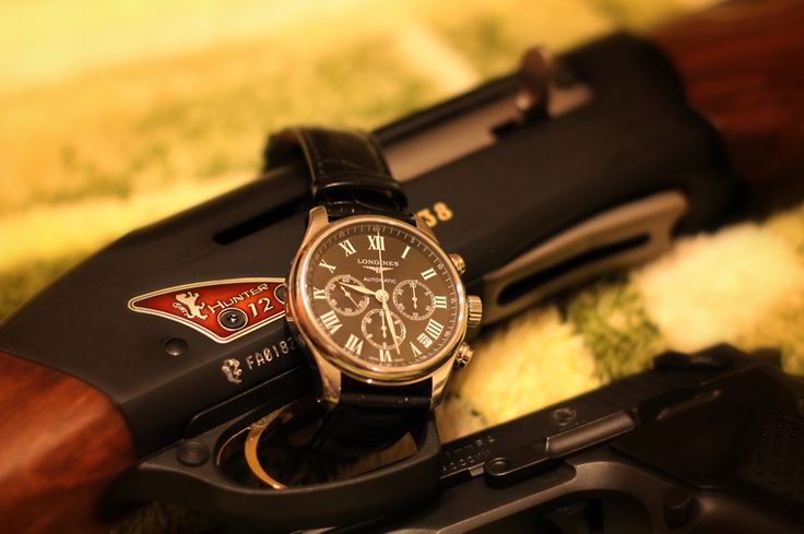 Longines Master Collection & Fabarm