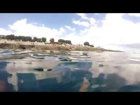 """Salento Marina di Andrano, Zona """"Botte"""" - YouTube"""