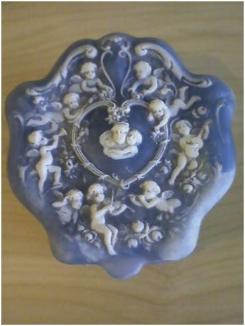 Incolay Jewelry Box Cherubs Sweet Cherubs Pinterest