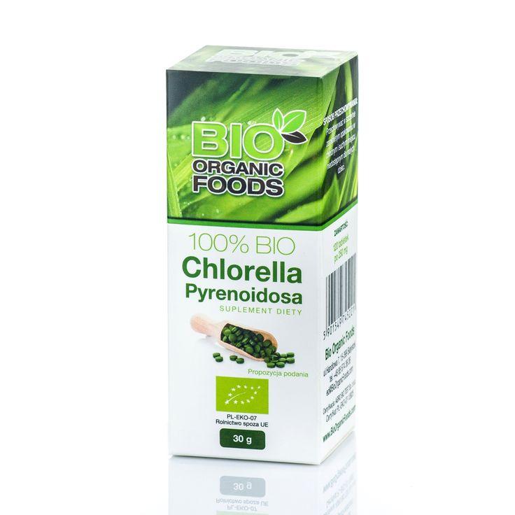 Chlorella Pyrenoidosa 100% BIO