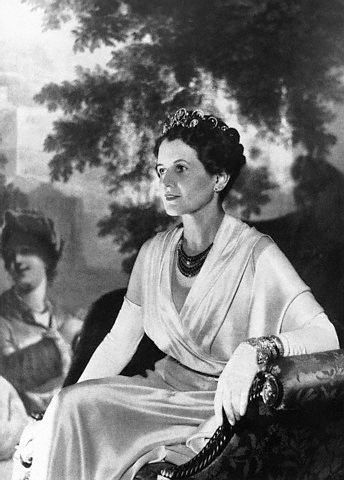 Rose Kennedy 1938, Image by © Norman Parkinson/Sygma/Corbis