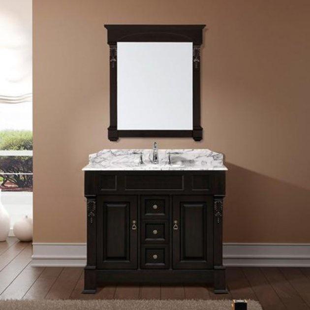 38 Best Bathroom Remodel Images On Pinterest  Bath Vanities Magnificent 40 Inch Bathroom Vanity 2018