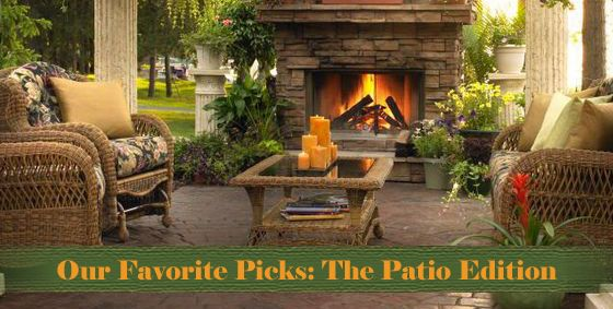 Our Favorite Picks: The #Patio Edition. #Landscaping Yardproduct.com
