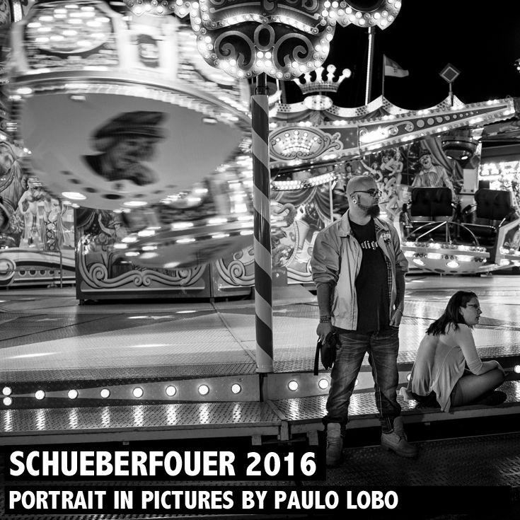 Schueberfouer à Luxembourg - Un portrait en photos de la plus grande kirmes de la Grande Région. Photos par Paulo Lobo. Découvrez toutes les photos sur www.rosportlife.com