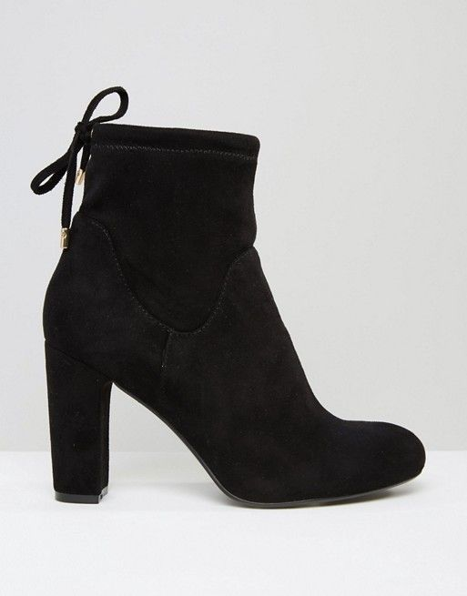 Carvela | Carvela Pacey Tie Up Heeled Ankle Boots