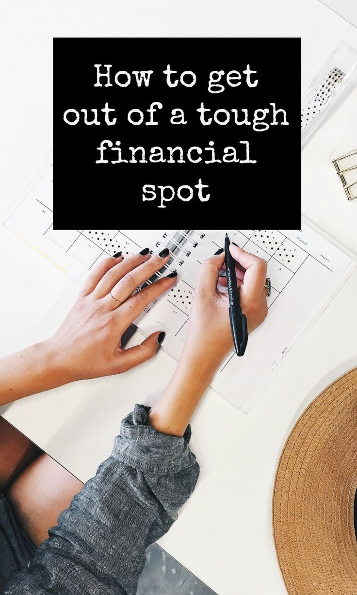 Getting the Family Out of a Tough Financial Spot - family budgeting blog explore how to get yourself out of financail difficulties and solve money problems in your family #moneytips #money