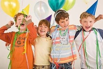 Indoor Birthday Party Games for Boys