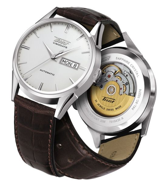 TISSOT T019.430.16.031.01 HERITAGE VISODATE Automatic