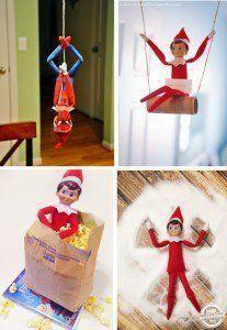 Elf on the shelf christmas activity book