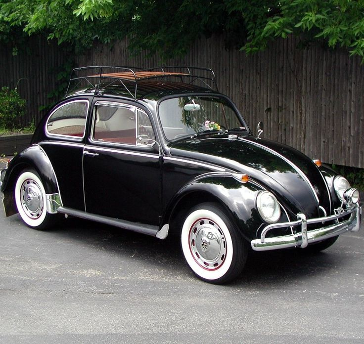 Vw Beetle Classic Car: 17 Best Images About Vintage Volkswagen Beetle On