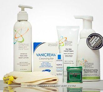 Chemotherapy Skin Care Kit  1187