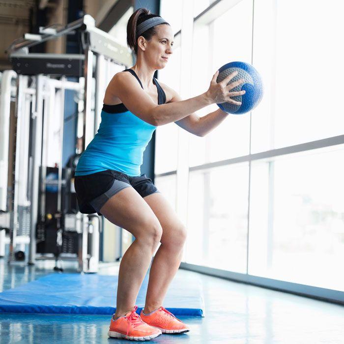 8-Minute Medicine Ball Mayhem Workout
