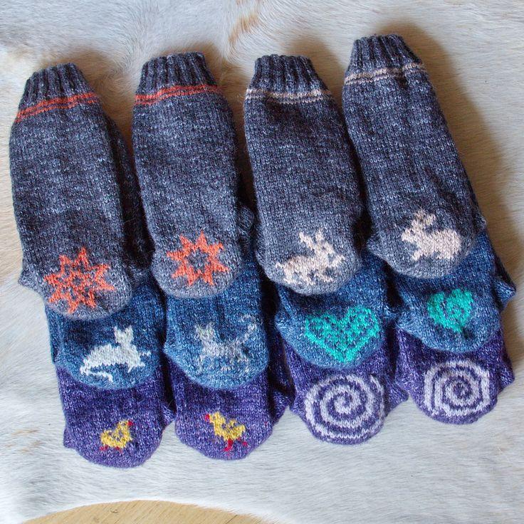 Ravelry: Strikkemaske's Sock serie no. 5