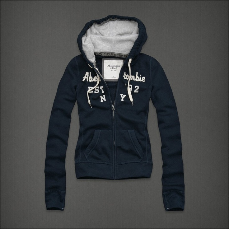 Womens Abercrombie Fitch Hoody 012 [AbercrombieFitch 1873] - $55.99 : ,  Cheap Abercrombie Fitch