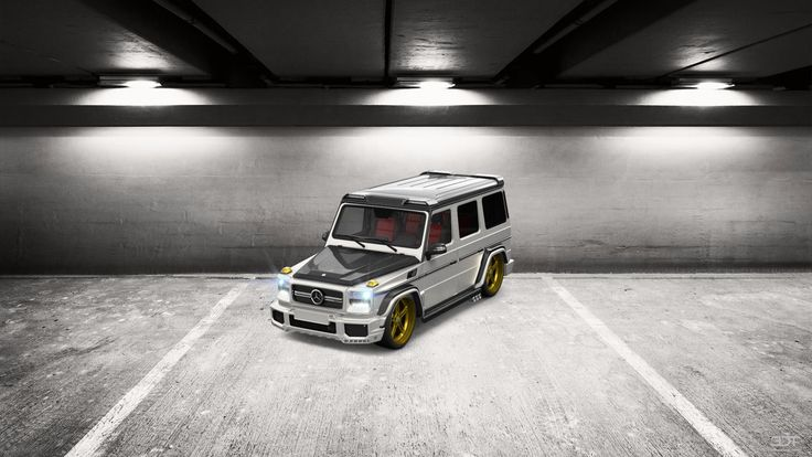 Checkout my tuning #Mercedes #GClass 2011 at 3DTuning #3dtuning #tuning