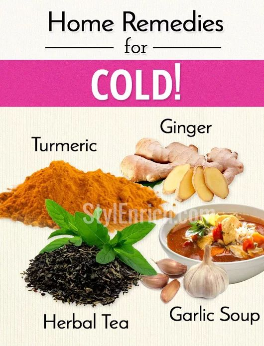 Home Remedies For Cold :Top 10 Effective Cold Treatments