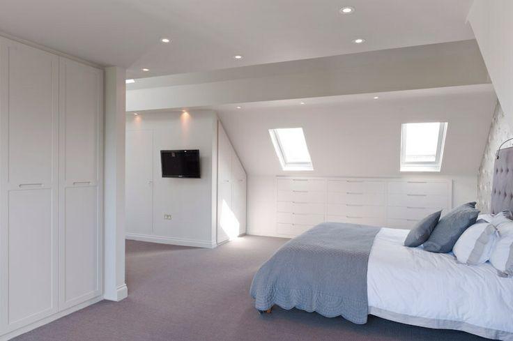 Bedroom + storage