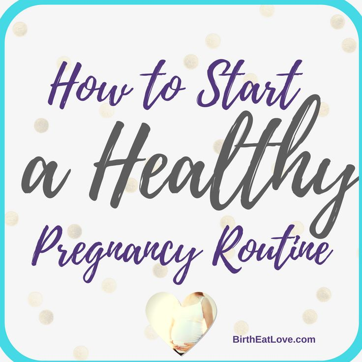 a study on how to have a healthy pregnancy Pregnant women can adhere to gestational weight gain and healthy pregnancy  who don't have either condition during pregnancy, a new study.