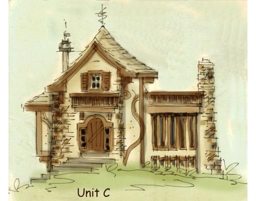 175 best images about house on pinterest colonial house for Whimsical cottage house plans