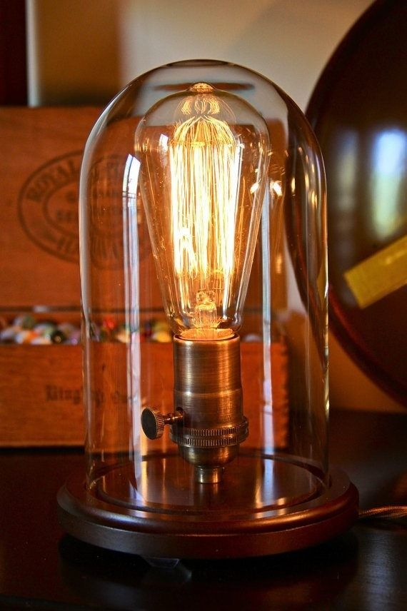 249 best Lampy images on Pinterest | Edison bulbs, Edison lamp and ...