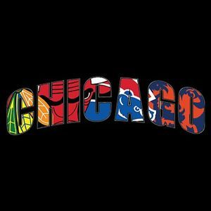 Chicago Cubs Logo Tattoos | Chicago-Blackhawks-T-Shirt-Combo-Combination-Team-Logos-with-Feathers ...
