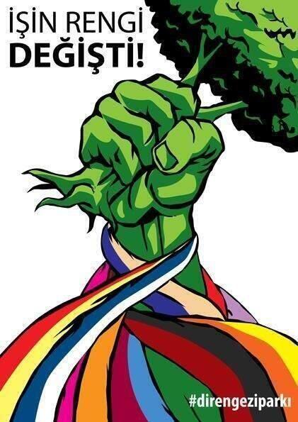 #direngezi #occupygezi #taksim