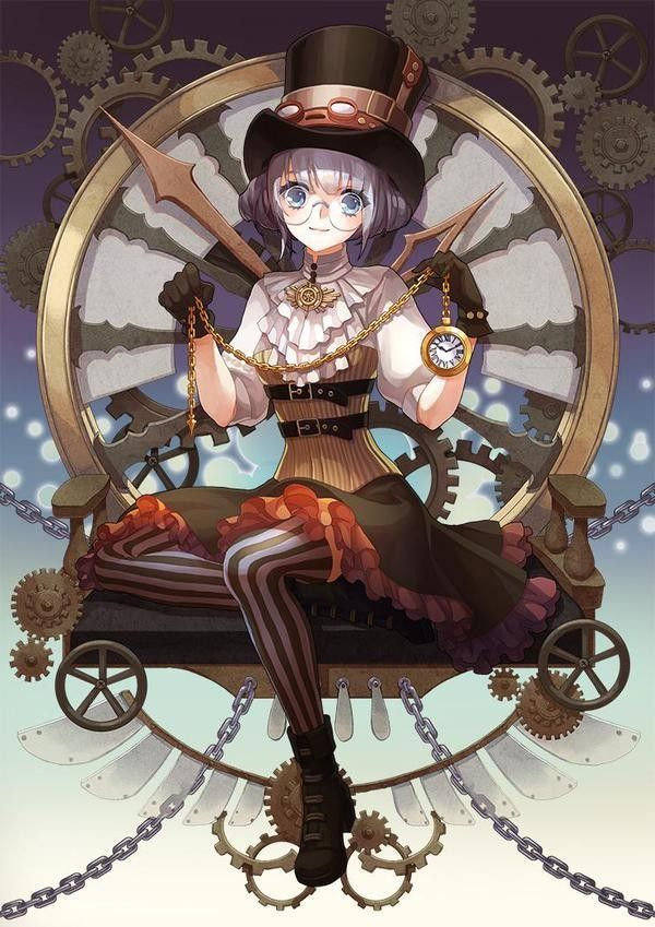 steam punk anime steampunk - photo #19