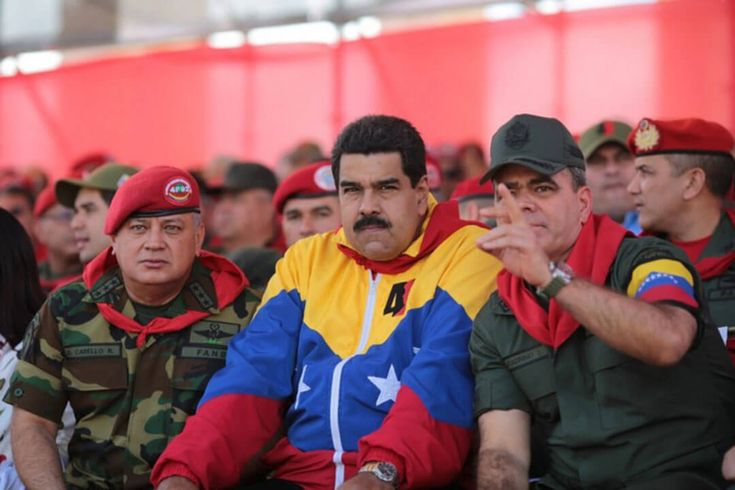 Ex fiscal de Venezuela denuncia violación de DD.HH. de Maduro - Revista Militar (Comunicado de prensa) (blog)