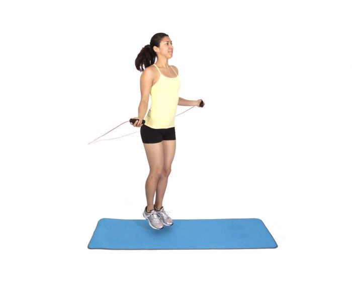 Skipping Exercise / Jump Rope Exercise: Great workout for you heart