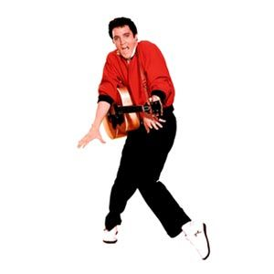 Elvis Standup - Talking Version
