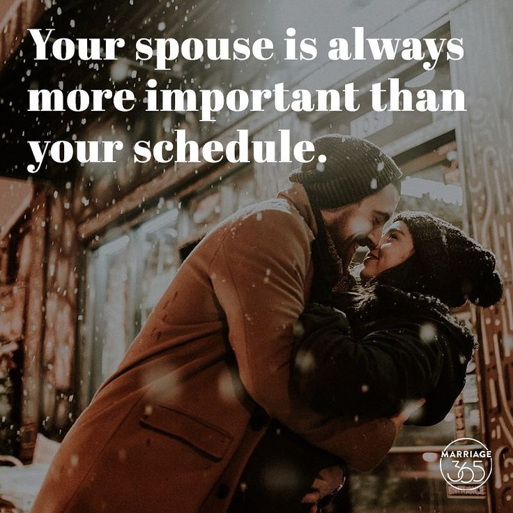 Make your spouse your number 1. #marriage365 #ichooselove