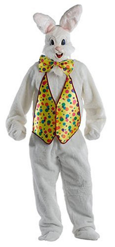 Easter Bunny Super Deluxe Costume Adult