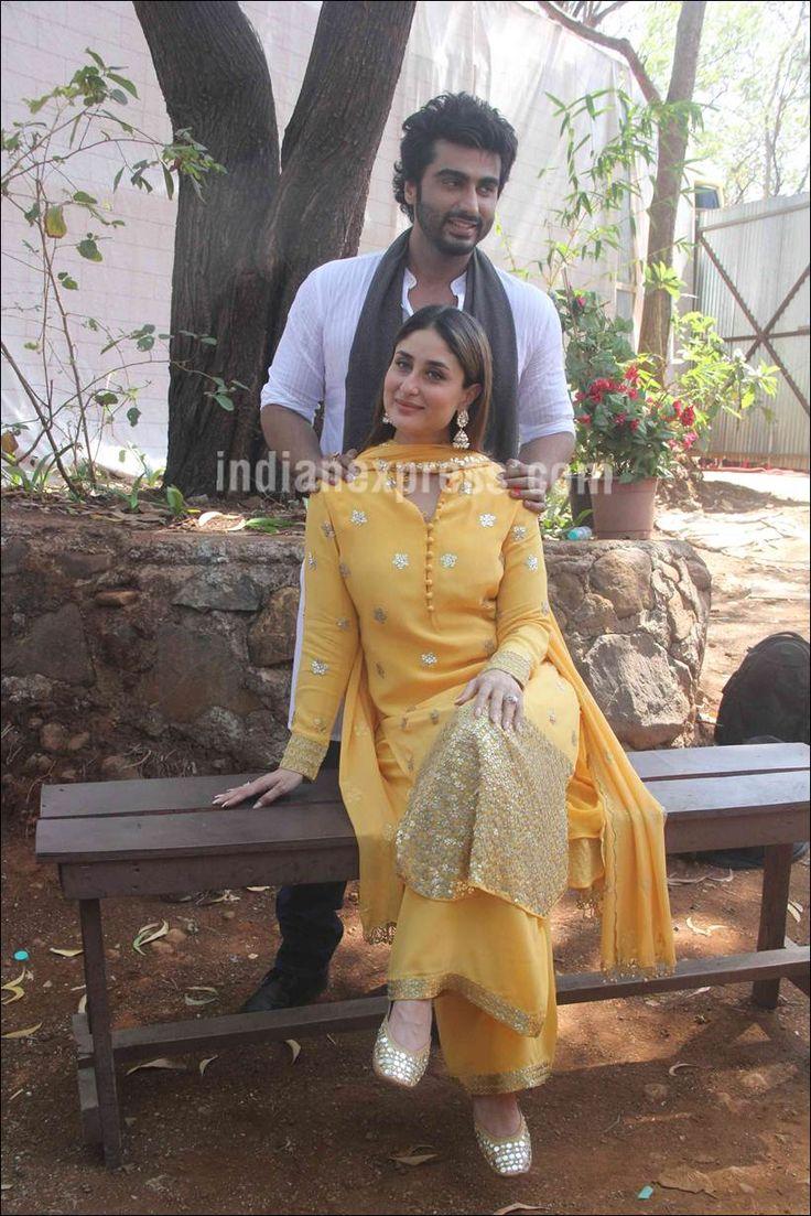 Ki & Ka - Kareena Kapoor and Arjun Kapoor's busy weekend