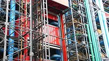 Centre Georges Pompidou - Wikipedia, the free encyclopedia