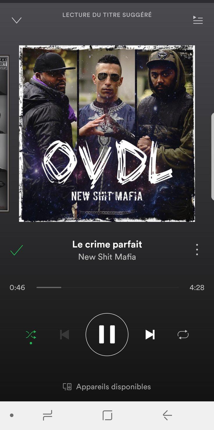 """Le crime parfait - New Shit Mafia """"OVDL"""" #newalbum #newshitmafia #swissrap"""
