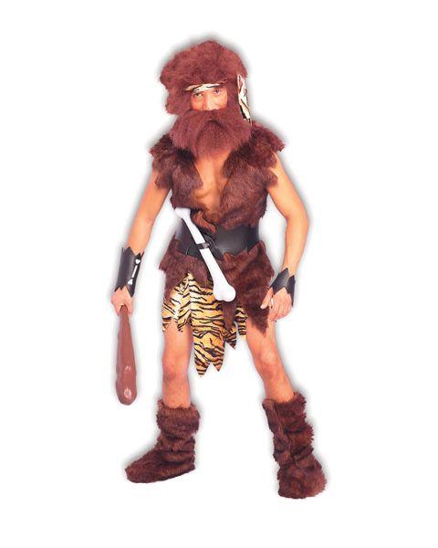 Ideas for Caveman costume design