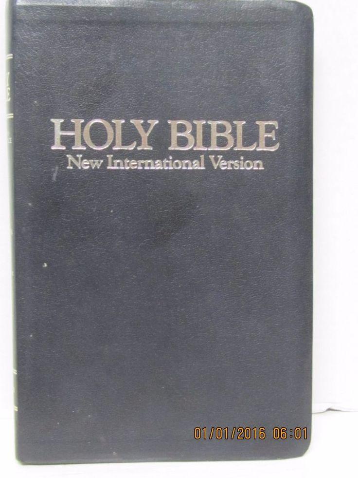 niv bible pdf free download