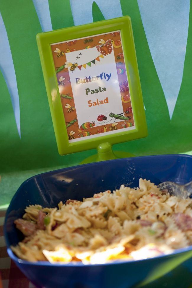 Bug Themed Birthday Party Food Ideas
