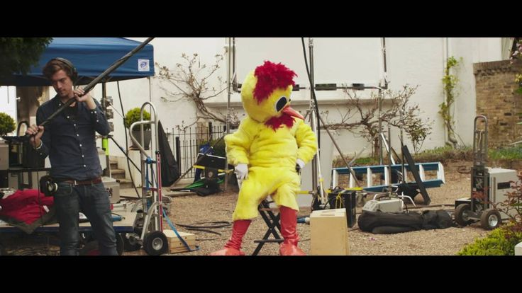 Sept 17, 2016: CHICKEN / EGG Trailer on Youtube