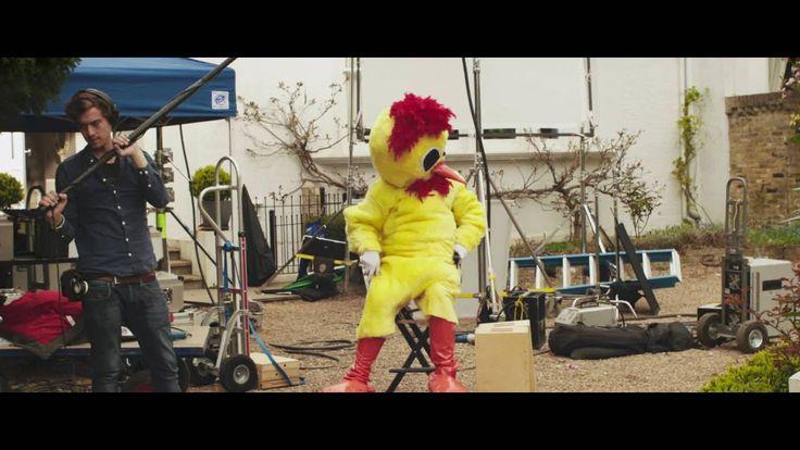 Sept 17, 2016: CHICKEN / EGG Trailer on Youtube