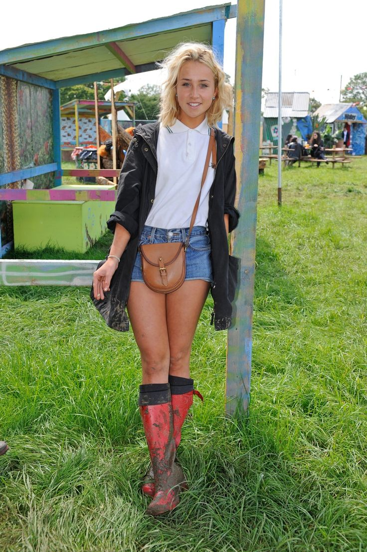 Wet Hot English Summer - Gallery - Style.com #festival #style #inspiration