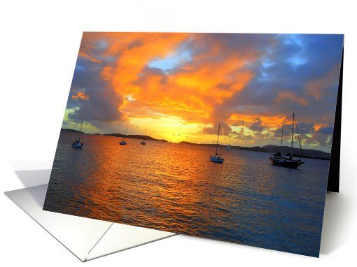 1012 best sold on greeting card universe images on pinterest happy retirement sailboats at golden sunset card m4hsunfo