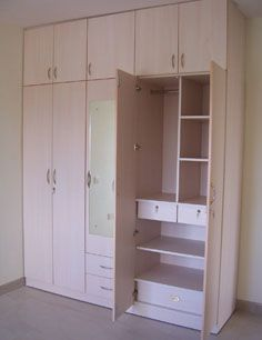Wardrobes Are Designed With A Lot Of Thought So As To Accommodate And Organize All Your