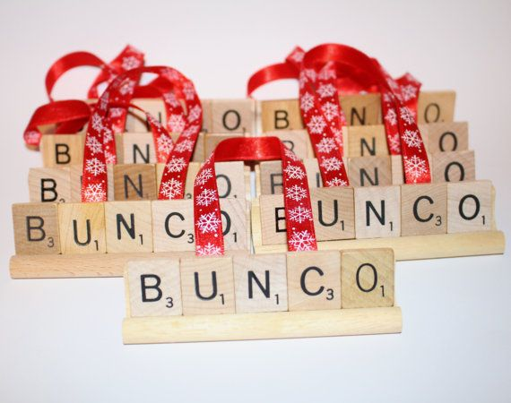 25  best ideas about bunco gifts on pinterest