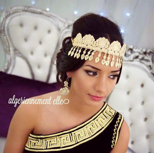 algeriantraditionaldresses dress Algerian Traditional