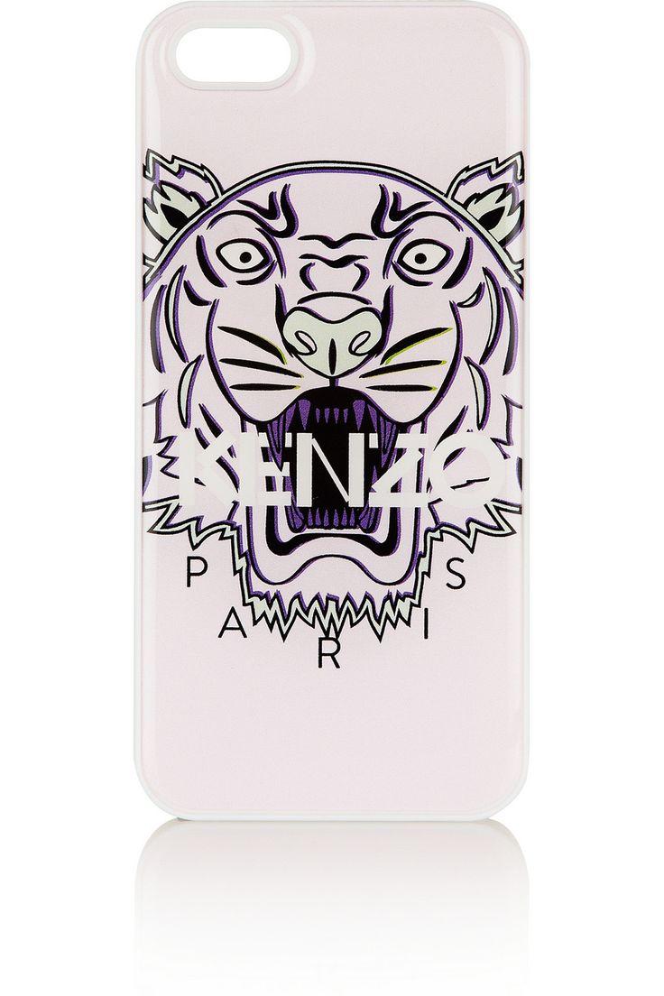 KENZO   Tiger printed iPhone 5S cover   NET-A-PORTER.COM