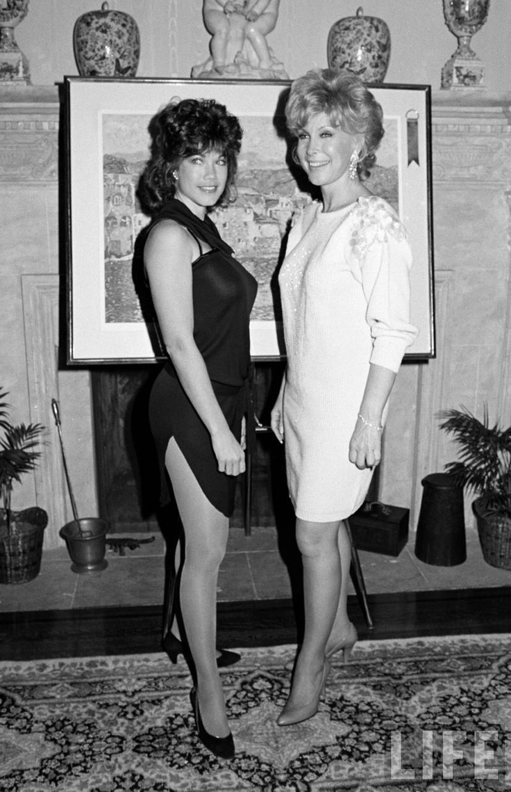 Barbi Benton And Barbara Eden Glamorous Celebs Part 3