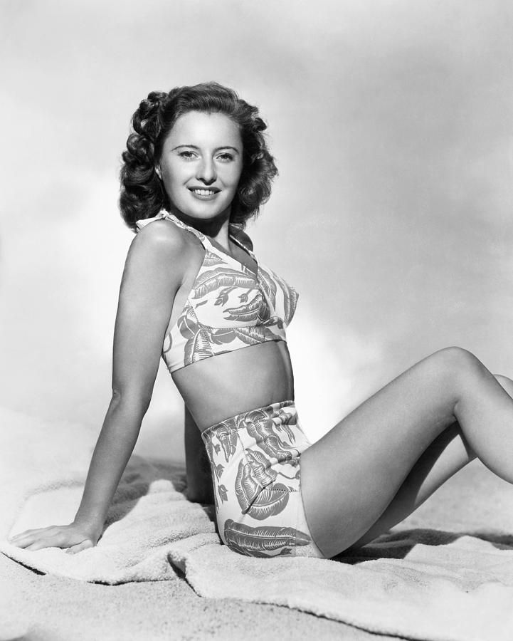 Barbara Stanwyck Photograph by Granger - Barbara Stanwyck Fine Art ...