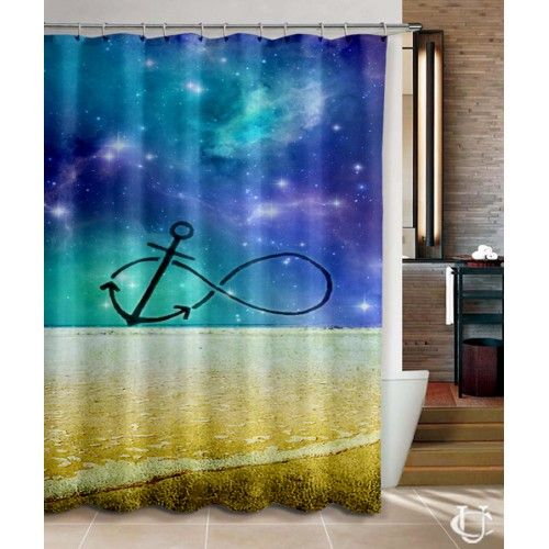 Infinity Anchor Refuse to Sink Blue Shower Curtain #Unbranded #Modern #shower #curtain #showercurtain #bath #rings #hooks #popular #gift #best #new #hot #quality #rare #limitededition #cheap #rich #bestseller #top #popular #sale #fashion #luxe #love #trending #girl #showercurtain #shower #highquality #waterproof #new #best #rare #quality #custom #home #living #decorideas #new #hot #rare